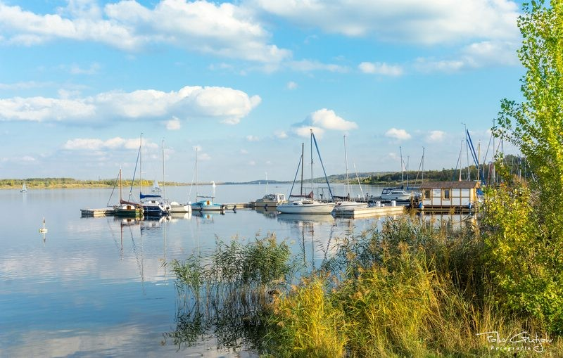 Geiseltalsee Hafen (08.2016)