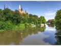Merseburg Saale - Schloss